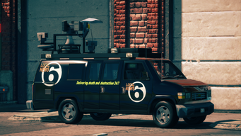 Anchor - News 6 in Saints Row IV