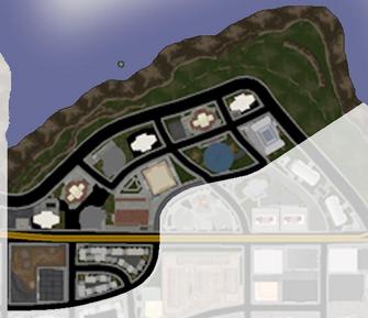Huntersfield - Saints Row map
