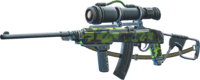 SRIV Special - Sniper Rifle - GI Sniper - Jungle Camo