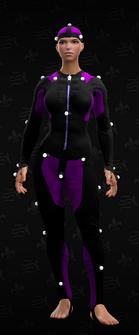 SRTT Outfit - the mocap (female)