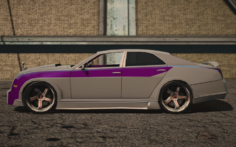 Saints Row IV variants - Infuego saints - left