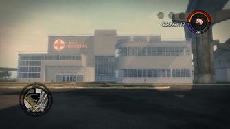 St Matthews Hospital Athos Bay