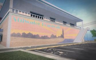 Stilwater Boardwalk mural