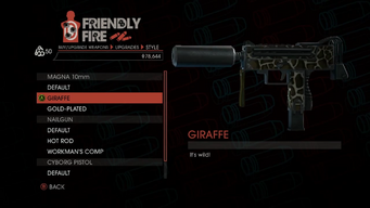 Weapon - SMGs - Rapid-Fire SMG - Magna 10mm - Giraffe