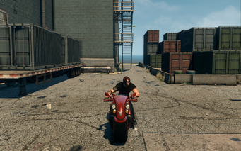 Bloody Cannoness - front in Saints Row The Third