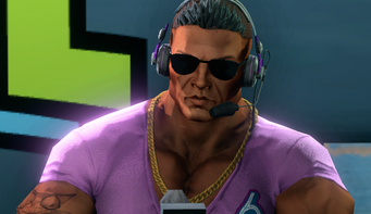 Bobby in Saints Row The Third