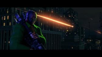 Return to Steelport - Killbane with Annihilator RPG