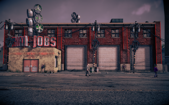 Saints Row IV - Rim Jobs exterior