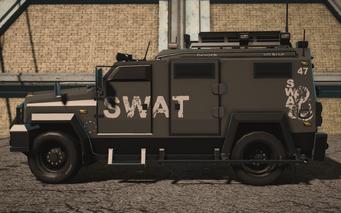 Saints Row IV variants - Lockdown Average - left