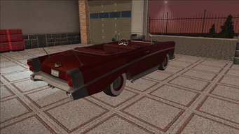 Saints Row variants - Hollywood - ClassicRed3 - rear right
