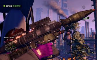 Annihilator RPG closeup
