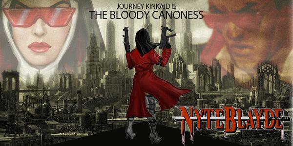 Bloody Canoness Billboard