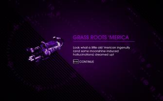 Grass Roots 'Merica unlocked