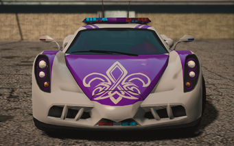 Saints Row IV variants - Peacemaker saints - front