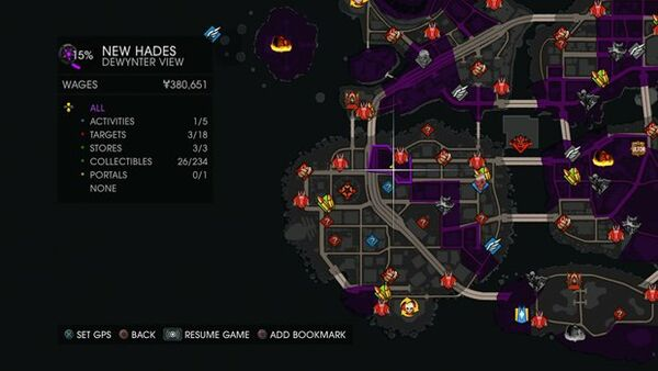 DeWynter View Map