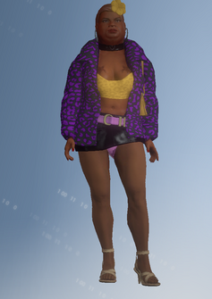 Gang Customization - Ho 3 - Roberta - in Saints Row IV