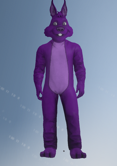 Gang Customization - Mascot 10 - Rabbit - in Saints Row IV