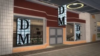 Rounds Square Shopping Center - DM