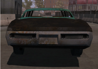 Ruckus - rear in Saints Row