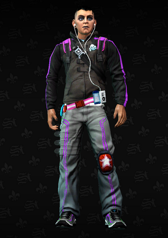 Gang Customization - Decker 3 - Chester - in Saints Row The Third