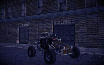 Mongoose - front right at night in Saints Row IV