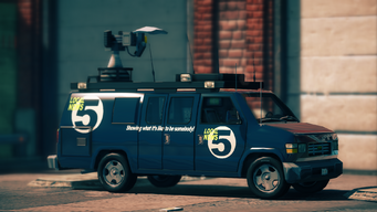Anchor - News 5 in Saints Row IV