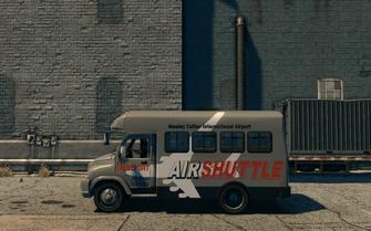 DonoVan - Shuttle variant - left in Saints Row The Third