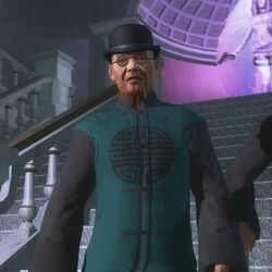 Mr. Wong in Saints Row 2
