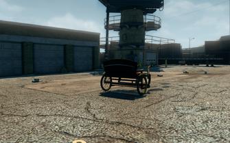 Pony Cart - rear right in Saints Row The Third