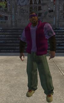 Saints male CutsceneKilla - Lc03 - character model in Saints Row