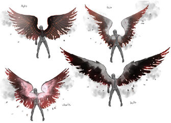 Gat out of Hell Wings Concept Art