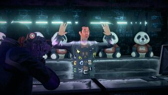 Store Hold-Up in Nobody Loves Me in Saints Row IV