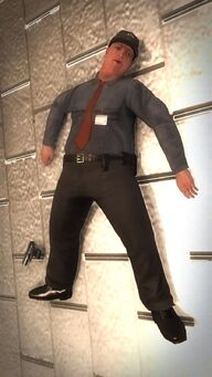 Ultor Security Guard - fat guard dead