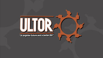 Ultor motto and logo from Saints Row 2 Vehicles and Weapons trailer