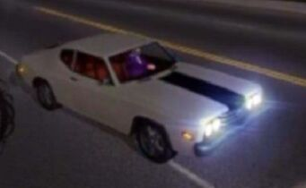 Bootlegger - front right with headlights in Saints Row