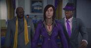 Female protagonist SRIV Saints Wing mission
