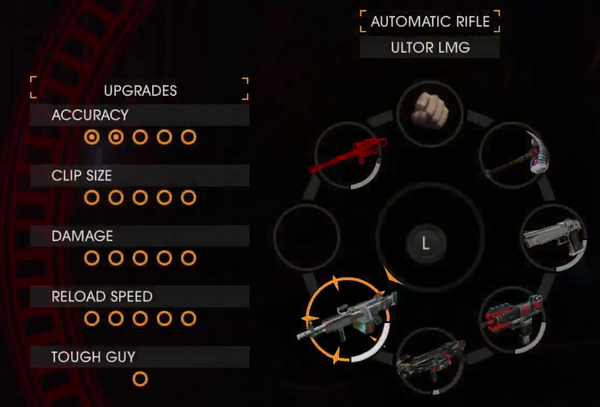 GOOH halloween livestream - Weapon - Rifles - Automatic Rifle - Ultor LMG
