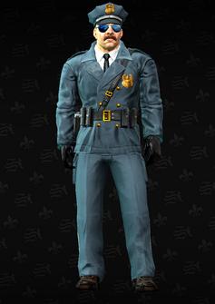 Assassination Target 11 - 1D - Officer Dealy - Jones NPC
