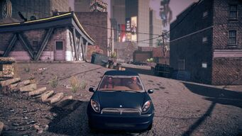 Halberd - front in Saints Row IV