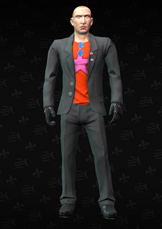 Morningstar Soldier 2 - Pete - character model in Saints Row The Third