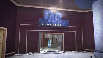 On Thin Ice in Huntersfield - exterior in Saints Row 2