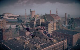 Saints Vulture in Saints Row IV