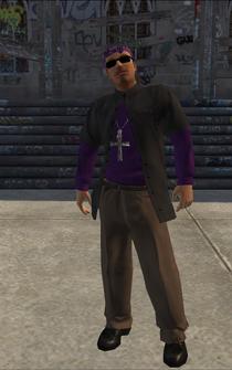 Saints male Killa-A - HispanicDiamondShirt - character model in Saints Row