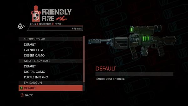 Weapon - Rifles - Automatic Rifle - EM Railgun - Default