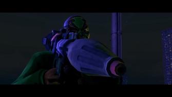 Return to Steelport - Killbane aiming Annihilator RPG