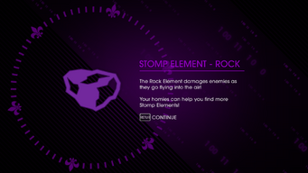 Stomp Element Rock unlocked