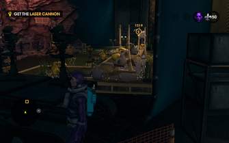 Cabbits in Gangstas in Space DLC