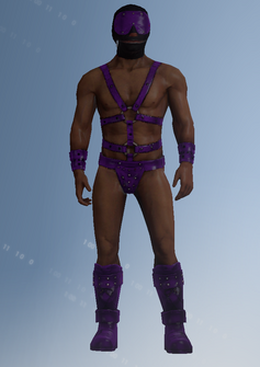 Gang Customization - Gimp 3 - Ralph - in Saints Row IV