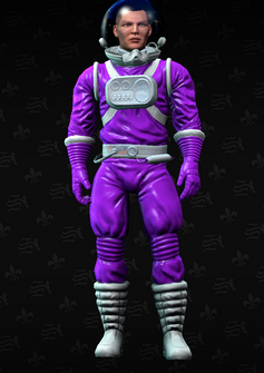 Gang Customization - Space Saints 4 - Roland - in Saints Row The Third