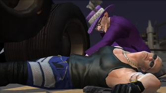 Joseph Price dead in the Loose Ends cutscene